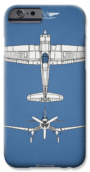Chance iPhone Cases - The Corsair iPhone Case by Mark Rogan