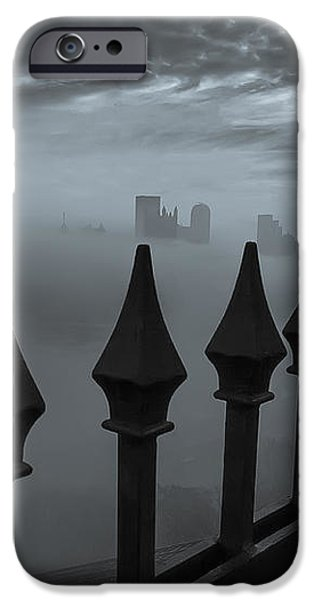 The Dark Night iPhone Case by Jennifer Grover