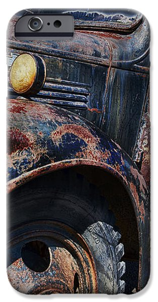 The Darlins Truck iPhone Case by David Arment