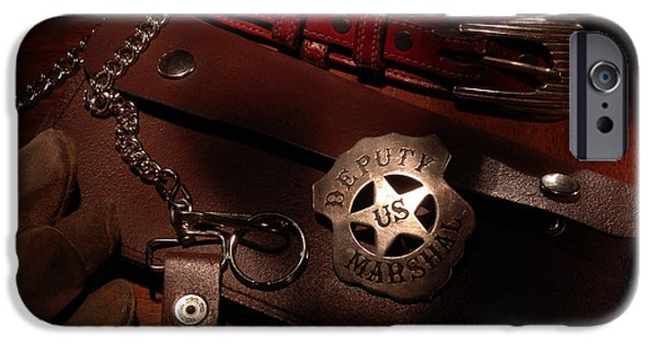 Recently Sold -  - Law Enforcement iPhone Cases - The Deputy iPhone Case by Daniel Alcocer