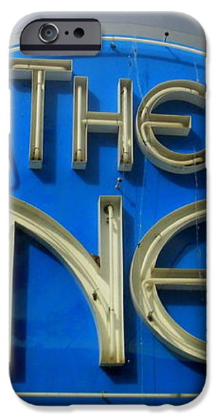 The Diner iPhone Case by Randall Weidner