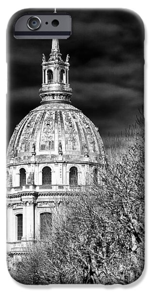 The Dome iPhone Cases - The Dome Church iPhone Case by John Rizzuto