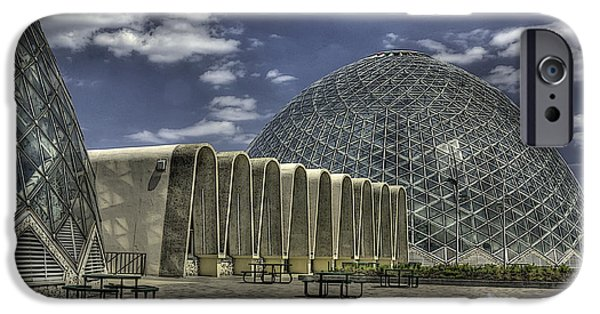 The Dome iPhone Cases - The Domes iPhone Case by David Bearden