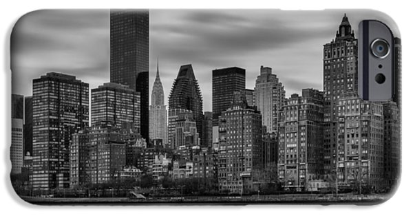 Chrysler iPhone Cases - The East Side iPhone Case by Rick Berk