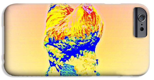 Sun Breakthrough iPhone Cases - The Egg Warmer iPhone Case by Hilde Widerberg