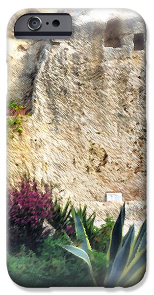The Empty Tomb iPhone Case by Thomas R Fletcher