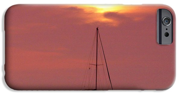 Exoticism iPhone Cases - The end of the line  iPhone Case by A Rey