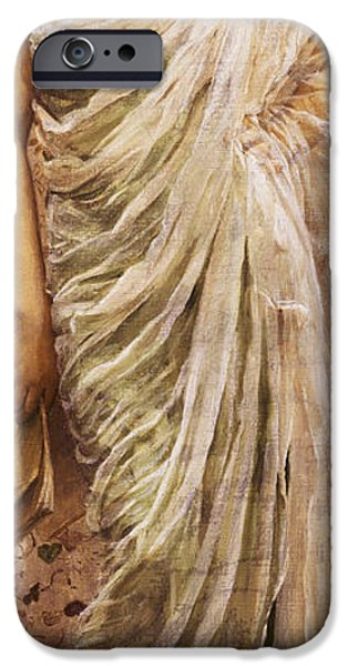 The End of the Story iPhone Case by Albert Joseph Moore