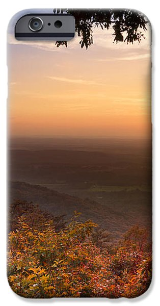 The Evening Star iPhone Case by Debra and Dave Vanderlaan