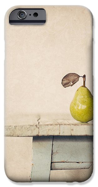 Pear iPhone Cases - The Exhibitionist iPhone Case by Amy Weiss