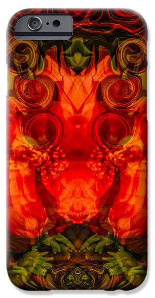 The Fates iPhone Case by Omaste Witkowski