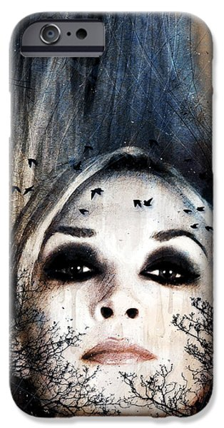 Torn iPhone Cases - The Fifth Season iPhone Case by Gary Bodnar