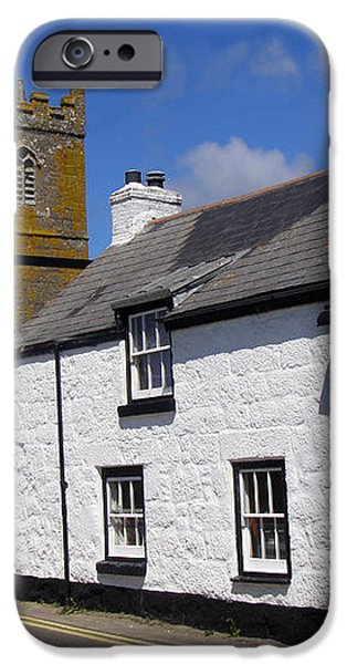 The First and Last Inn in England iPhone Case by Terri  Waters