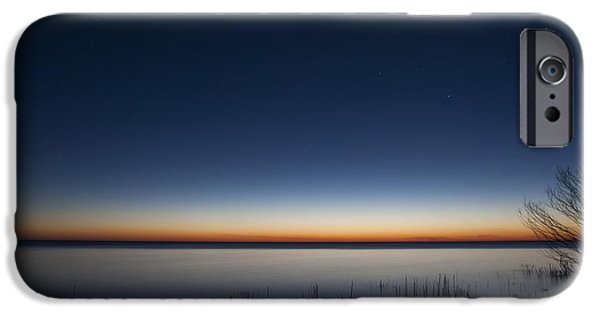 Twinkle iPhone Cases - The First Light of Dawn iPhone Case by Scott Norris