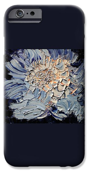 The flower I never sent iPhone Case by Michael Kulick