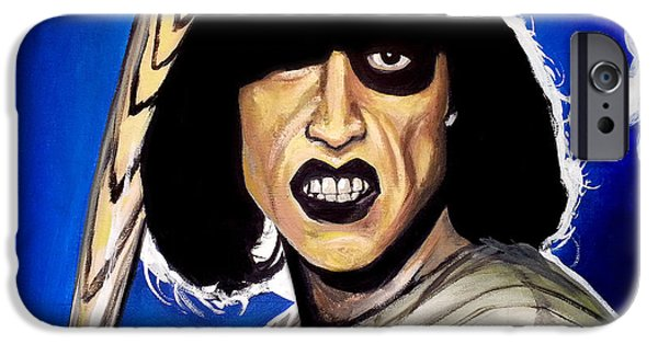Fury iPhone Cases - The Furies - The Warriors iPhone Case by Tom Carlton