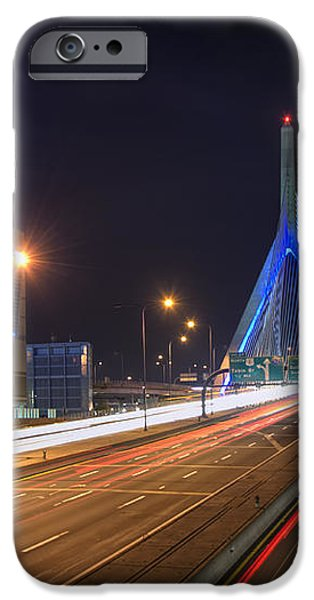 The Garden and the Zakim iPhone Case by Joann Vitali