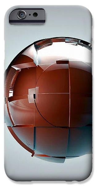 The Generator iPhone Case by ADAM VANCE