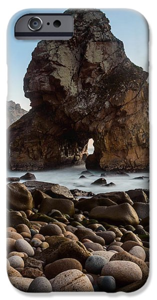 Strange iPhone Cases - The Giant Of The Seas III iPhone Case by Marco Oliveira