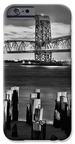 The Gil Hodges Bridge iPhone Case by JC Findley