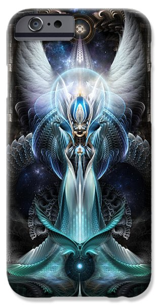 Epic iPhone Cases - The Glory Of Arsencia iPhone Case by Rolando Burbon