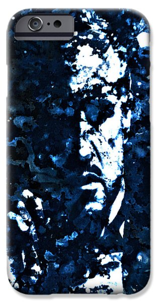 Francis Ford Coppola iPhone Cases - The Godfather 1c iPhone Case by Brian Reaves