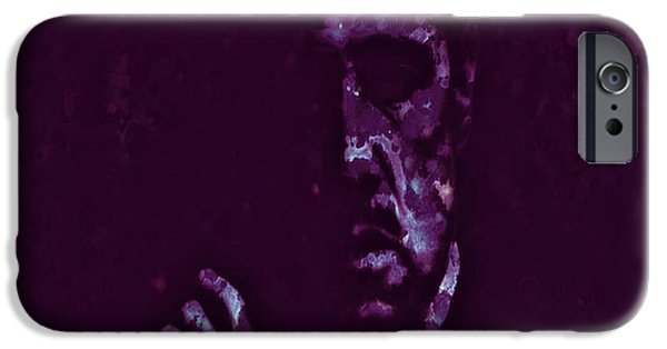 Francis Ford Coppola iPhone Cases - The Godfather 2a iPhone Case by Brian Reaves