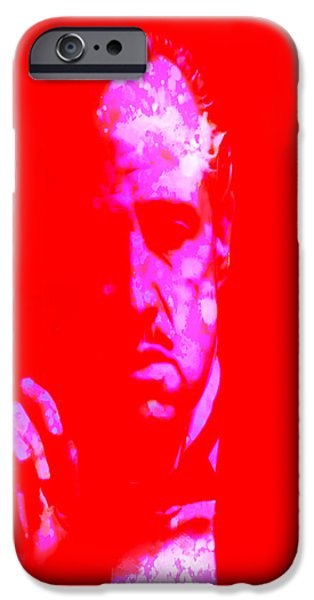 Francis Ford Coppola iPhone Cases - The Godfather 3j iPhone Case by Brian Reaves