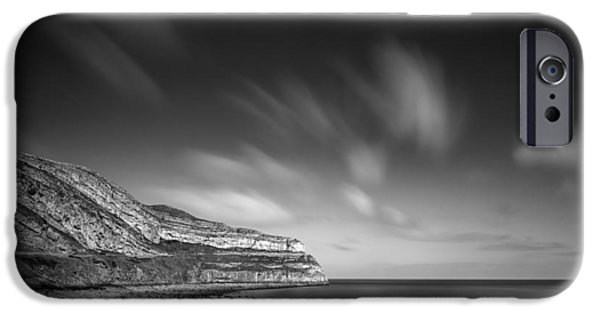 Serpent iPhone Cases - The Great Orme iPhone Case by Dave Bowman