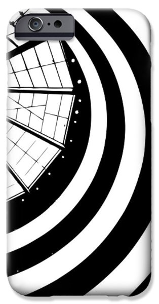 Con iPhone Cases - The Guggenheim iPhone Case by Scott Norris