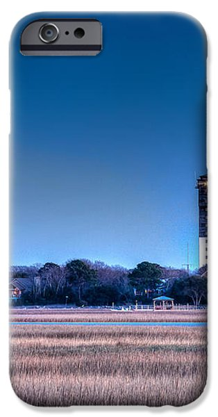 The Guiding Light iPhone Case by Walt  Baker