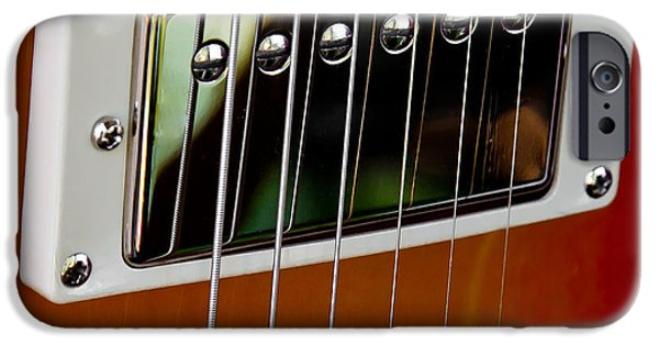 The Kingpins iPhone Cases - The Guitar iPhone Case by David Patterson