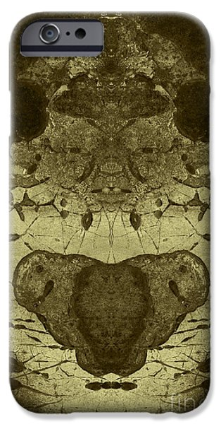 Jugglers iPhone Cases - The Harlequin iPhone Case by David Gordon