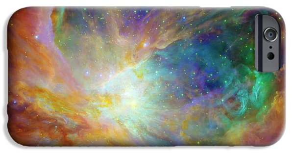 Stars Photographs iPhone Cases - The Hatchery  iPhone Case by The  Vault - Jennifer Rondinelli Reilly