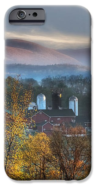The Hills iPhone Case by Bill  Wakeley
