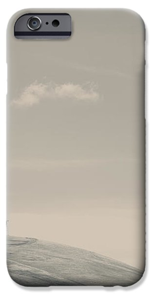 The Hills iPhone Case by Laurie Search