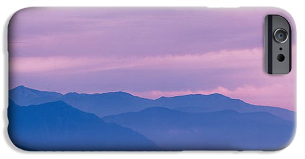 Mountain iPhone Cases - The Hodakas Nagano Japan iPhone Case by Panoramic Images
