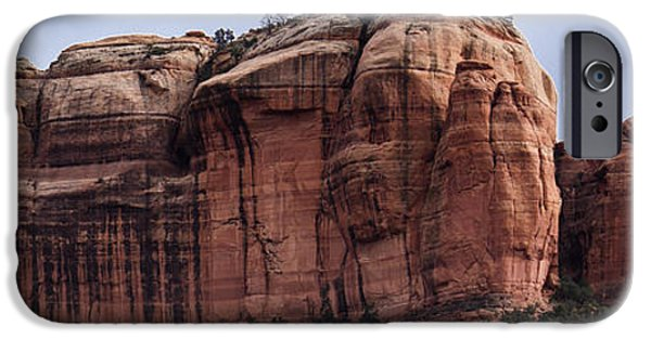 Cathedral Rock iPhone Cases - The Holy iPhone Case by Seth Critchley