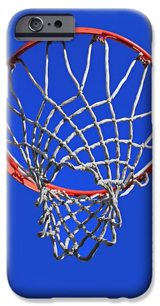 The Hoop iPhone Case by Ron Pniewski
