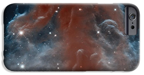 Stellar iPhone Cases - The Horsehead Nebula iPhone Case by Eric Glaser