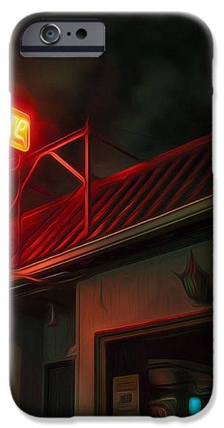 The Jazz Estate iPhone Case by Scott Norris
