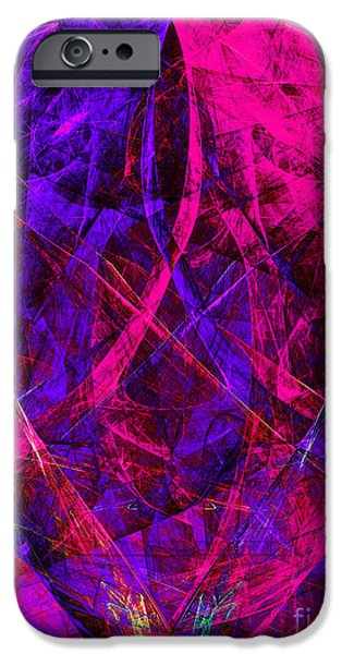 The Jester 20130510v2 vertical iPhone Case by Wingsdomain Art and Photography
