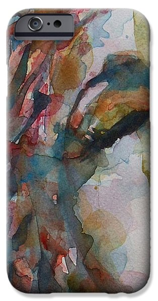 The Last Chapter iPhone Case by Paul Lovering