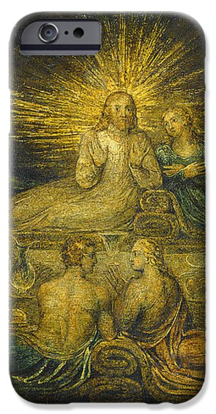 The Last Supper iPhone Case by William Blake