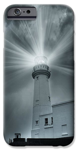 The Light House iPhone Case by Svetlana Sewell
