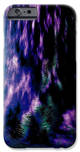 The Light Within iPhone Case by Annie Zeno