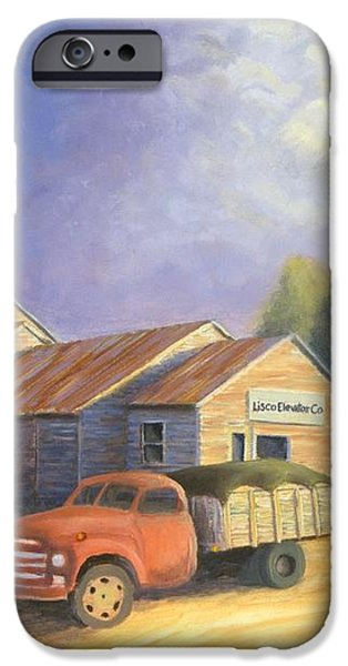 The Lisco Elevator iPhone Case by Jerry McElroy