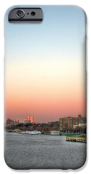 The Longfellow Bridge  iPhone Case by JC Findley
