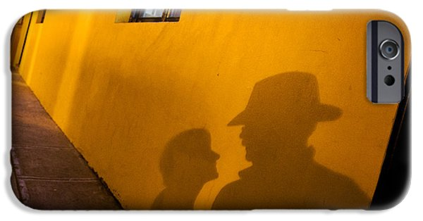 Women Together iPhone Cases - The Look of Love iPhone Case by Bob Hislop