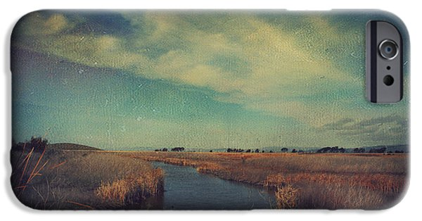 Wetlands iPhone Cases - The Love We Give iPhone Case by Laurie Search